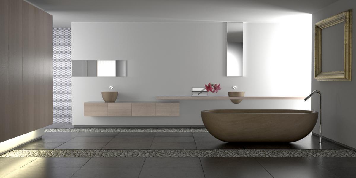 Plombier r novation et cr ation salle de bain clermont ferrand blanchet - Planner bagno 3d ...
